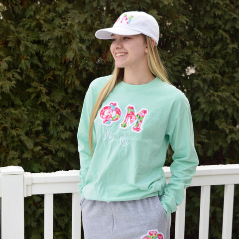 """The Abigail"" - Off the Rack Sorority Long Sleeve"