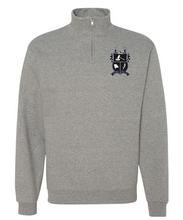 KAP Crest JERZEES 1/4 Zip