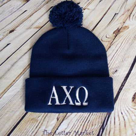 Sorority Knit Hat
