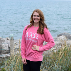 Comfort Colors Sorority Crewneck
