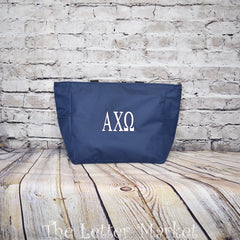 Sorority Zip Tote