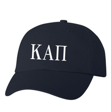 KAP Greek Letters Baseball Hat