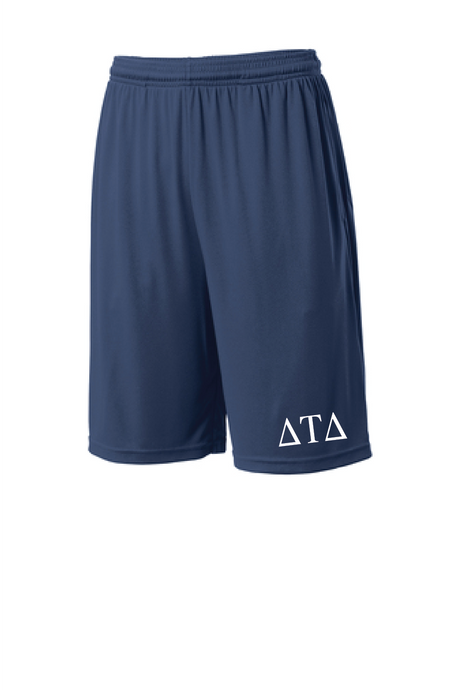 Fraternity - Pocketed Shorts