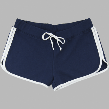 Sorority Fleece Relay Shorts