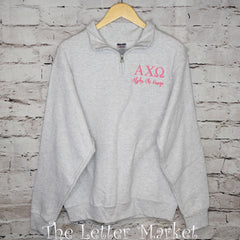 Sorority 1/4 Zip