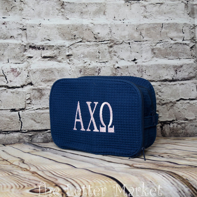 Sorority Toiletry Bag
