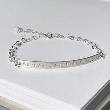 Bar Bracelets - 3 bar lengths ~ from $30