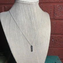 Mini Bar Necklace - from $40