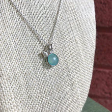 Round-shape Gem Necklace