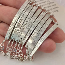 Long Bar Bracelets Group Gift Ideas