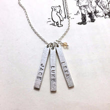 Small Bar Necklace - 2-Sided Stamping - From $45 Necklaces