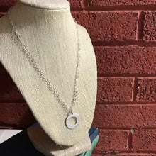 Large Family Circle Necklace ~ From $48