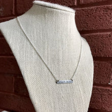 Horizontal Bar Necklace Necklaces