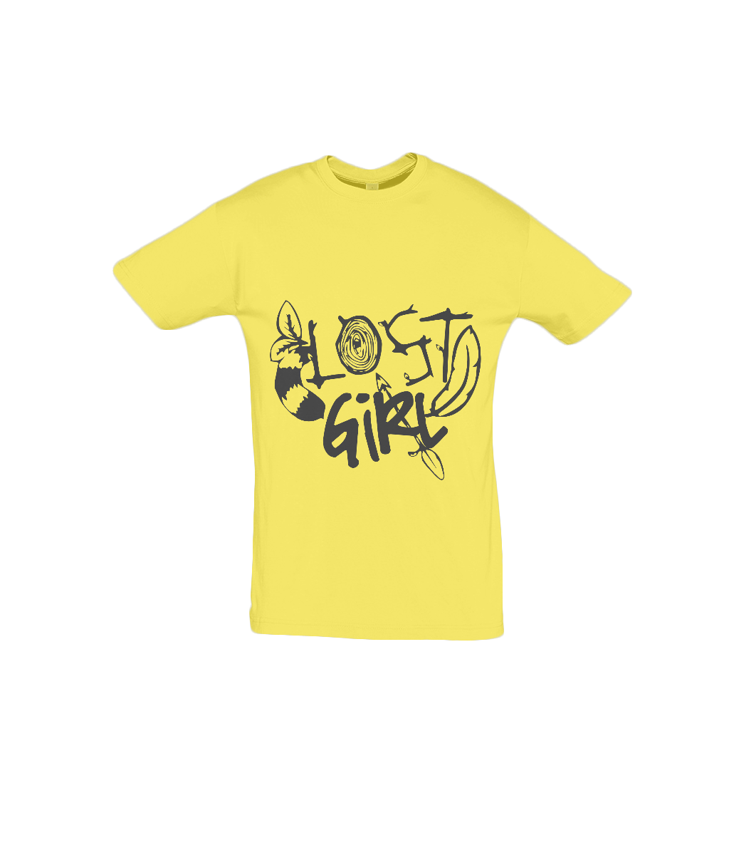 Kids Regent Lost Girl 2nd edition T-Shirt
