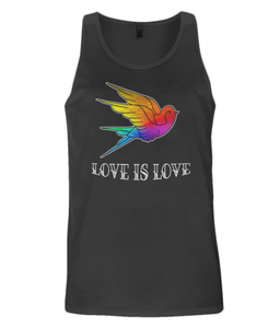 Men's Fit Love Is Love