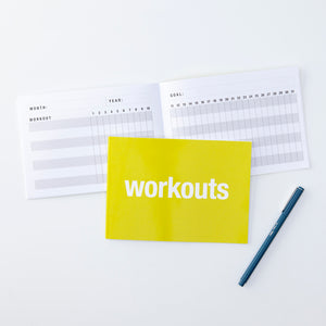 Workouts Notebook