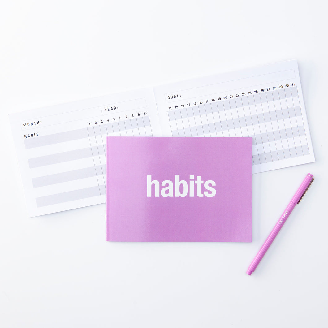 Habits Notebook