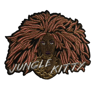 Official Bebe Zahara Benet Iron-on Patch