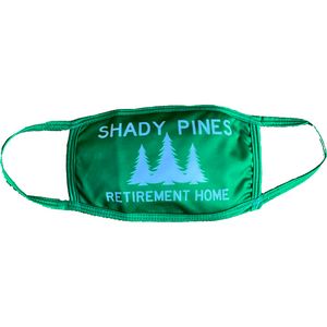 Shady Pines Face Mask