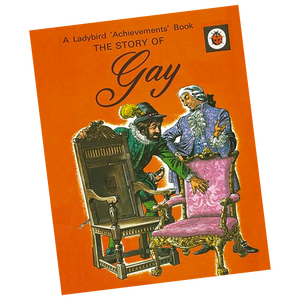 Story of Gay Greeting Card