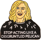 Schitt's Creek - Moira Rose  Enamel Pin FREE SHIPPING!!!