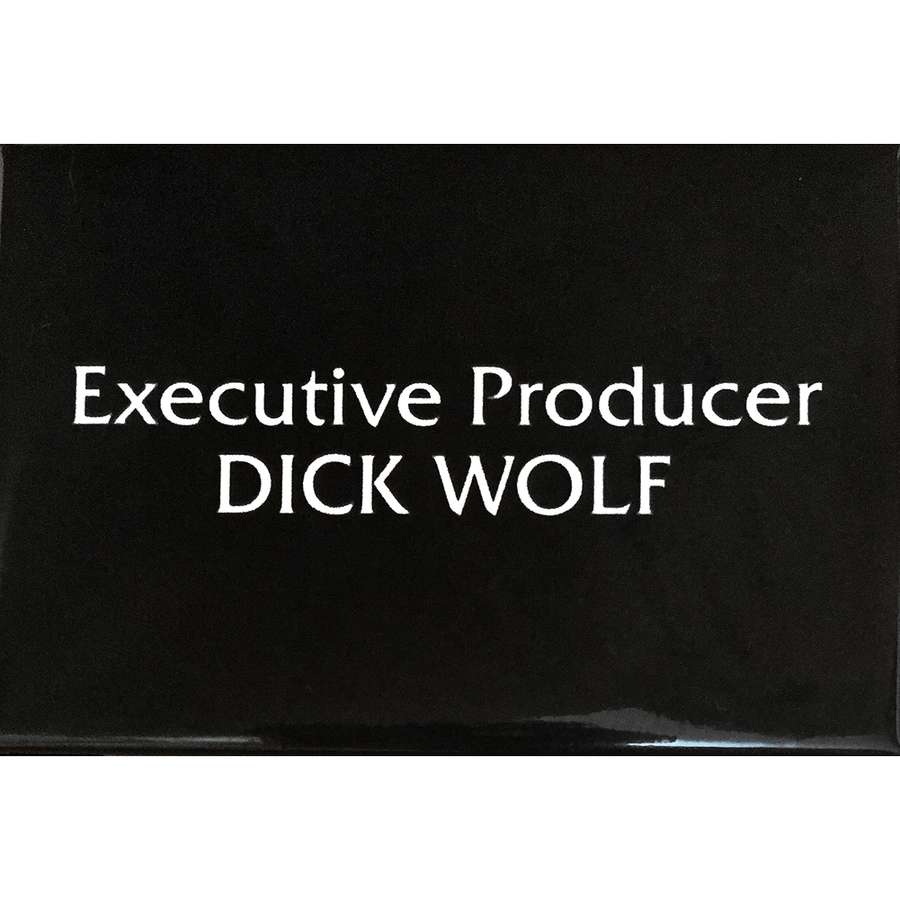 EXECUTIVE PRODUCER DICK WOLF MAGNET