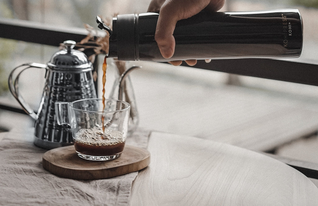 Immersion Brewing Techniques for the Home Barista