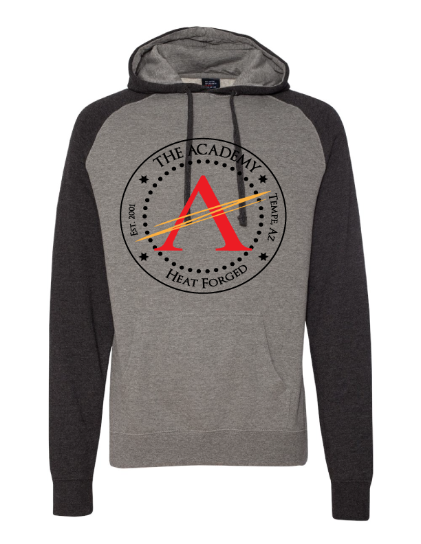 Academy Unisex Hooded Sweatshirt