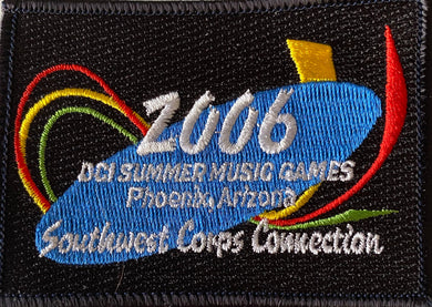 2006 Southwest Corps Connection Patch