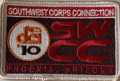 2010 Southwest Corps Connection Patch