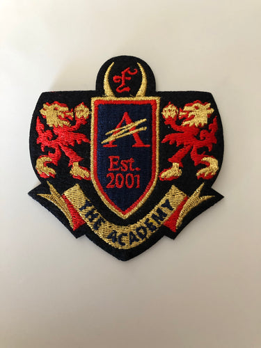 Academy Crest Patch