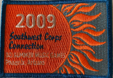 2009 Southwest Corps Connection Patch