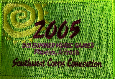 2005 Southwest Corps Connection Patch