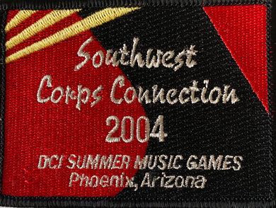 2004 Southwest Corps Connection Patch