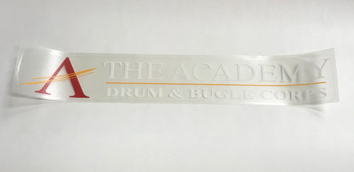 Academy Window Decal