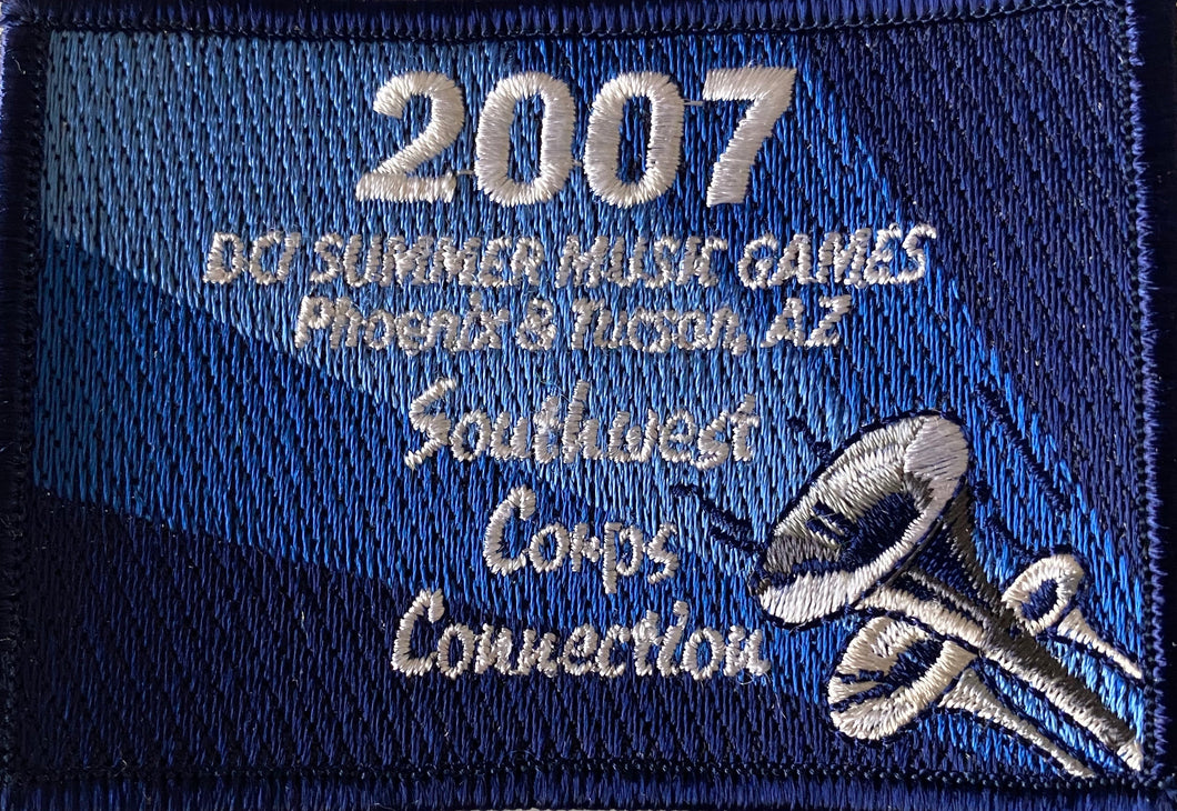2007 Southwest Corps Connection Patch