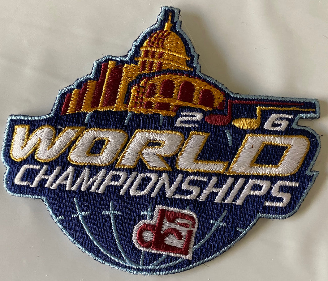 2006 DCI World Championships Patch