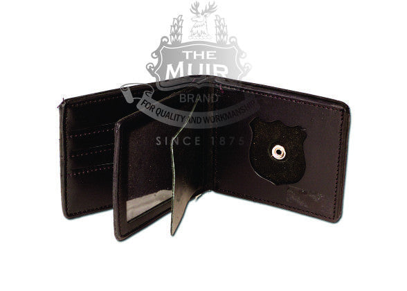 LEATHER WALLETS - Police & Fire