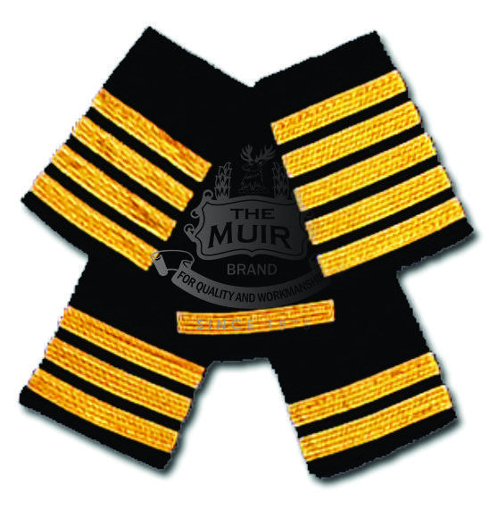 FIRE DEPARTMENT OAFC EPAULETTES