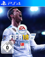 Fifa 18 - PlayStation 4 - Gamuzo