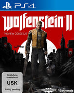 Wolfenstein 2 New Colossus - PlayStation 4 - Gamuzo