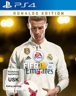 Fifa 18 - Ronaldo Edition - PlayStation 4 - Gamuzo