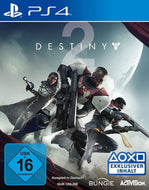 Destiny 2 - PlayStation 4 - Gamuzo