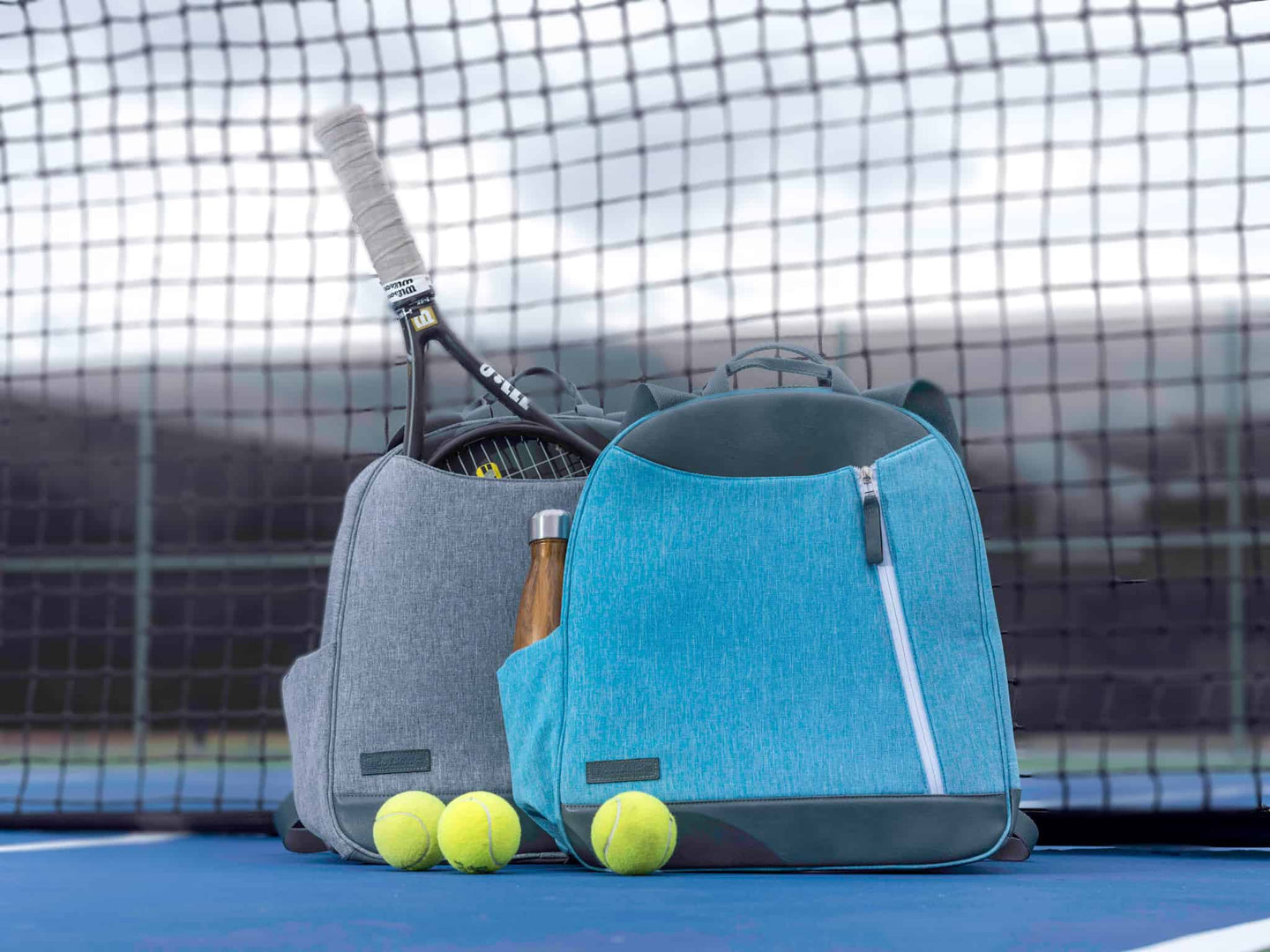 Doubletake Tennis Bags Melbourne Turquoise