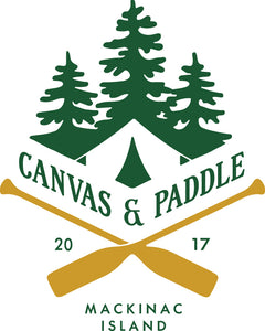 Canvas and Paddle