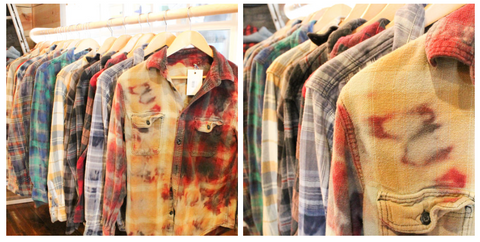 Flannels at Canvas and Paddle