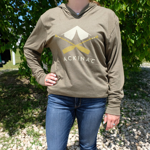 Canvas & Paddle Hooded T-Shirt