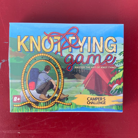 Knot Tying Campers