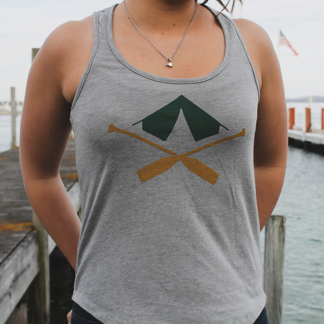 Canvas & Paddle Tank Top I Women's