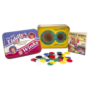 Toy Tin Tiddly Winks